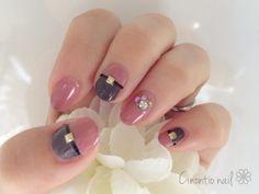 着せ替えネイル〜3パターン目〜 Cinontio nail x