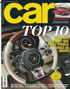 Car - España Septiembre 2015 edition - Read the digital edition by Magzter on your iPad, iPhone, Android, Tablet Devices, Windows 8, PC, Mac and the Web.