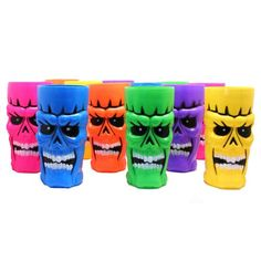 Colorful Skull Cups : package of 12 Fun Express http://www.amazon.com/dp/B0097NKL50/ref=cm_sw_r_pi_dp_2ZdLub1PXGZQ2