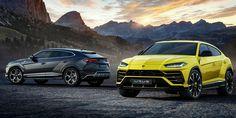 2018 Lamborghini Urus Has Finally Arrived! Looking Better Than Concept - https://carsintrend.com/2018-lamborghini-urus/