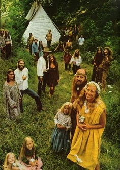 Inspiration. Tomorrow people. Love, family. Peace and herbs.