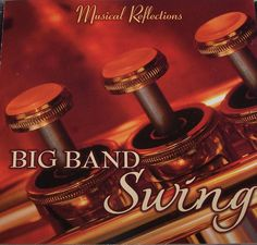Big Band Swing CD The Swingfield Big Band Song of India In the Mood Pink Panther #BigBandSwing