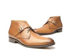 Shoepassion No. 607 #cognac #boots #shoes #menfashion #style #gentleman