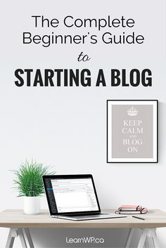 Here, you'll find step-by-step tutorials to walk you through starting your own WordPress blog. This is an ongoing collection of blogging tutorials and tips for WordPress beginners.