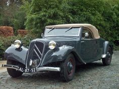 1938 Citroën 11 Normale 'Traction' Roadster 131399