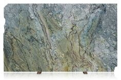 How gorgeous is this for a kitchen countertop??!   Typhoon Green | AG Granite