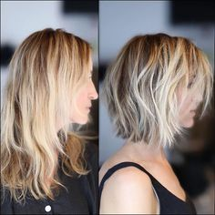 cheveux Balayage Bob - New Sites