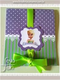 Tinkerbell Inspired Invitation Set of 20 by theinspirednote