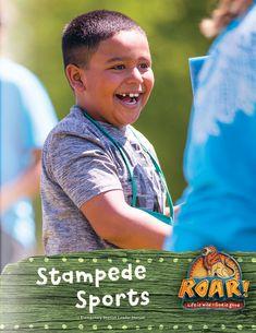 Stampede Sports Leader Manual - Roar VBS by Group