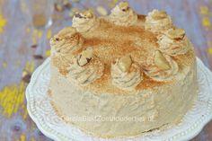 Glutenvrije mokka notentaart, paranoten, glutenvrij recept, taart, Braziliaanse taart, notentaart, Janny van de Heijden, Heel Holland Bakt, lievelingstaart