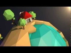 Low Poly World - YouTube