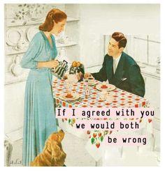 retro funny...