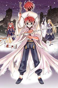Tags: Anime, Mahou Sensei Negima!, Negi Springfield, Nagi Springfield, Albireo Imma