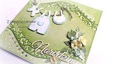 kartka z okazji narodzin / narodziny