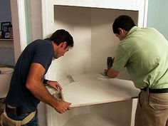 How To Build Corner Cabinets
