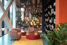 The Pool en Student hotel in Groningen; heerlijk adres voor een nachtje in Groningen