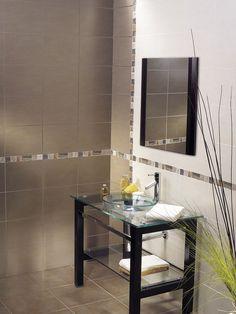 Carrelage Salle de bain Cerabati Twist | Espace Aubade | SDB ...