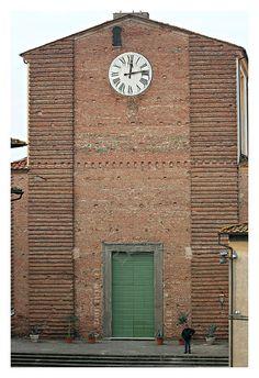 Collegiata di San Giovanni Battista Toscana Fucecchio #TuscanyAgriturismoGiratola