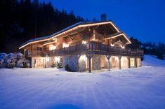 Location chalet traditionnel luxueux dans les alpes suisse, à Crans Montana pour des vacances au ski dans les Alpes chez Location Vacances VIP