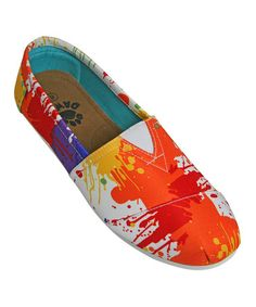 Look what I found on #zulily! Drop Cloth Loudmouth Kaymann Shoe by DAWGS #zulilyfinds