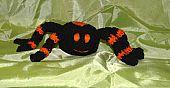 Crochet Pattern ~ Halloween Spider | Gather - free crochet pattern