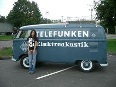 (ex) Telefunken T1 Panel Van