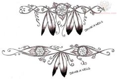 Meanings Tattoopins Native American Feather Tattoo