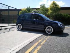 wot r those alloys called chewy and wot size r they They are Porsche Twists on the front and on the back They could for sale soon : Volkswagen Polo, Porsche, Automobile, Bmw, Cars, Vehicles, Planets, Motorcycles, Image
