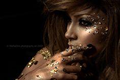 40+ Strickly Fashion Runway Make-Up Photography