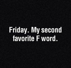 Friday~♛