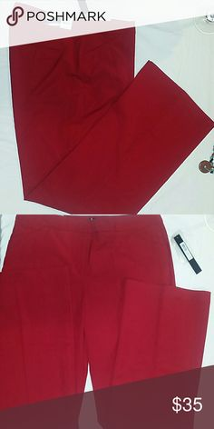 Christmad Sale Only! Nicole Miller New York Pants New pants, essential easy care, with tags Nicole Miller Pants