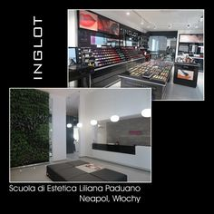 INGLOT store in Italy, Naples #inglotworldwide