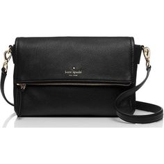 Kate Spade Cobble Hill Marsala found on Polyvore featuring bags, handbags, shoulder bags, cross body, kate spade shoulder bag, crossbody handbags, flap purse, weekender bag and crossbody purse