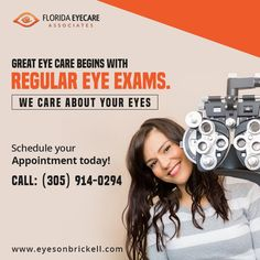 Find the right eyewear for you at Eyes On Brickell Optical Boutique in Miami, FL. Browse prescription glasses, sunglasses and designer frames. Schedule your eye exam today. http://eyesonbrickell.com  ----- #EyeDoctor #EyeExam #Designer #Frames #Sunglasses #EyeWear #Miami
