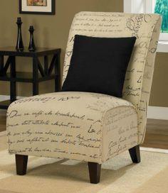 script furniture