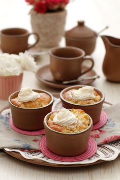 Here are some easy-to-prepare recipes and, while you're at it, enter to win an oval roaster valued at from Argilla Pottery. Fruit Recipes, Bakery, Ice Cream, African, Pottery, Tea, Drink, Coffee, Cooking