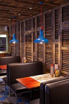 Giraffe Restaurant, Castleford designed by Harrison