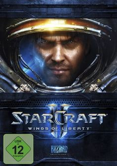 StarCraft II Wings of Liberty: German Version - USK ab 12 Freigegeben (Standard Edition)