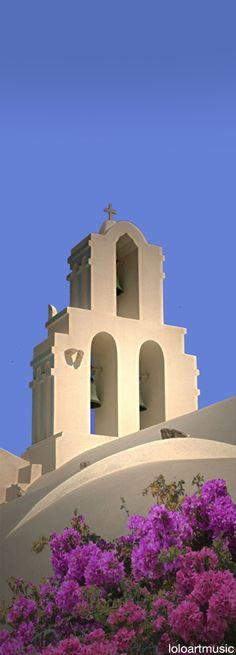 Church, Mykonos , Greece