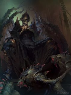 Fallen Angel 1 / Legend of the Cryptids / Applibot Inc, Marat Ars on ArtStation at http://www.artstation.com/artwork/fallen-angel-1-legend-of-the-cryptids-applibot-inc