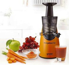 More than an ordinary juicer 🍏🍎🍐🍊🍋🍓🍇🍈🍉🍌🍍🍅 Zepter More #Juice Press does not grind ingredients like an ordinary #juicer, it actually squeezes them, giving you more juice and keeping in the most nutrients.  Shop & info: http://vacsy.at/shop/morejuicepress/morejuicepress.html