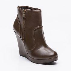 Vente-Exclusive.com Minelli boots dark brown