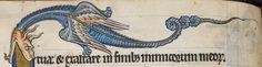 Psalter, Use of Sarum ('The Rutland Psalter') Date c 1260 Add MS 62925 Folio 12v