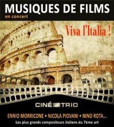 Viva l'Italia ! avec Ciné-Trio