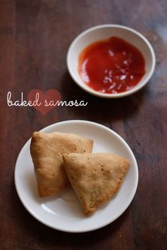 Baked Samosa -- 31 Healthier Baked Versions Of Fried Foods