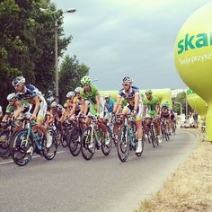 Found on #Starpin #TdP2013 #katowice #cycling