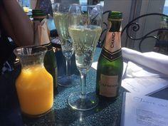 #mimosas   champagne & Oj   #LagunaBeach #COLOReats @COLOReats