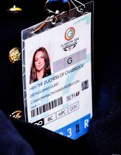 ♕ Her Royal Highness - Common Wealth Games 2014.