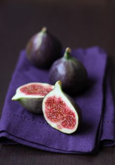fresh figs ...will be hunting for these in August.
