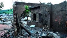 CONEXÃO BOMBEIRO : A maior tragédia ambiental do País